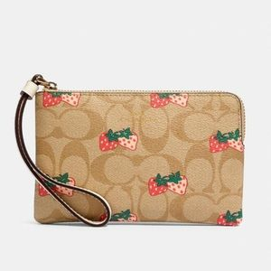 Coach Bags - Strawberry sweet